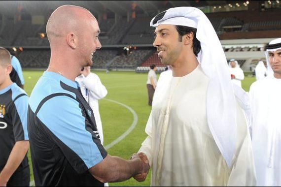 Sheik Mansour City Football Group